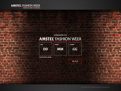 Amstel Fashion Week