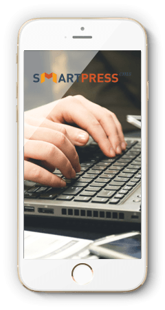 Web development - SMart Press CMS